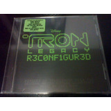 Tron: Legacy Reconfigured   Daft Punk [cd] Avicii moby